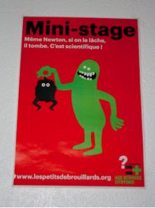 mini-stage