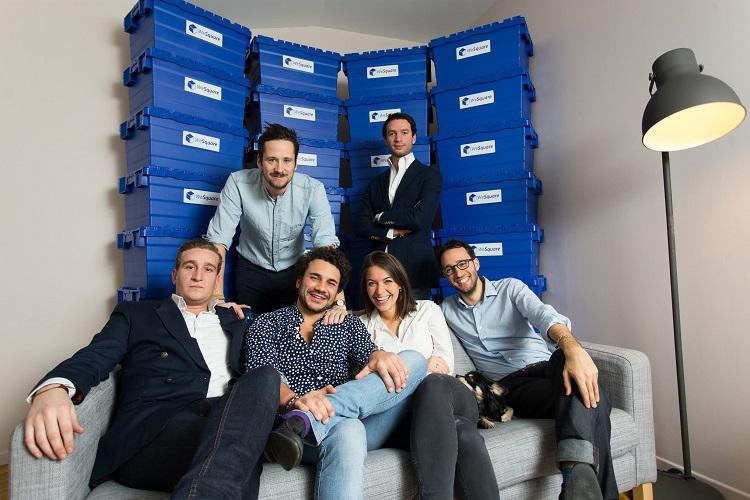 wesquare, startup, paris